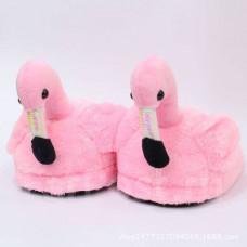 Тапочки Фламинго Розовый