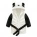 Детский халат кигуруми Панда