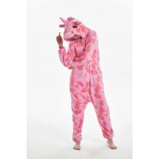 Кигуруми Единорог Звездно Розовый
